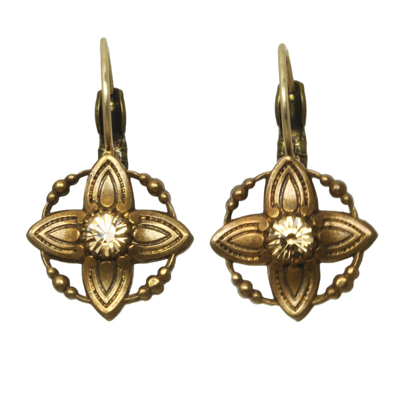 Liz Palacios Lever-back earrings